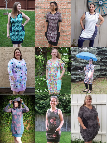 The Rival Dress PDF Sewing Pattern