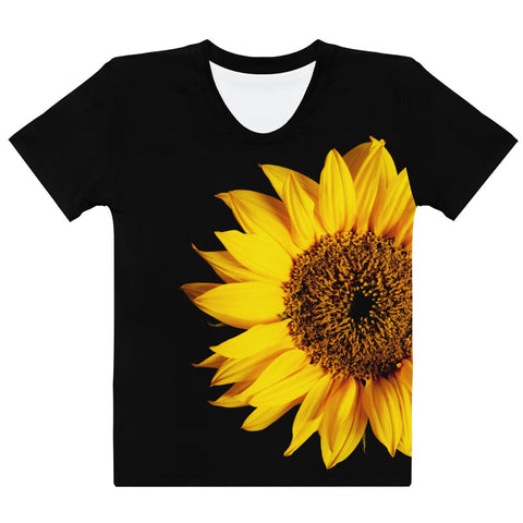 G+G Sunflower Tee (Black)