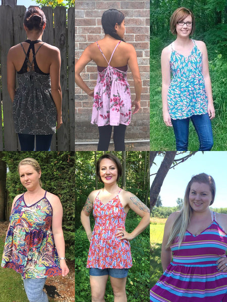 The Sincerely Rylee Dress (Women's Sizes) PDF Sewing Pattern