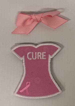 Pink Cure Dress - Mystery Bow