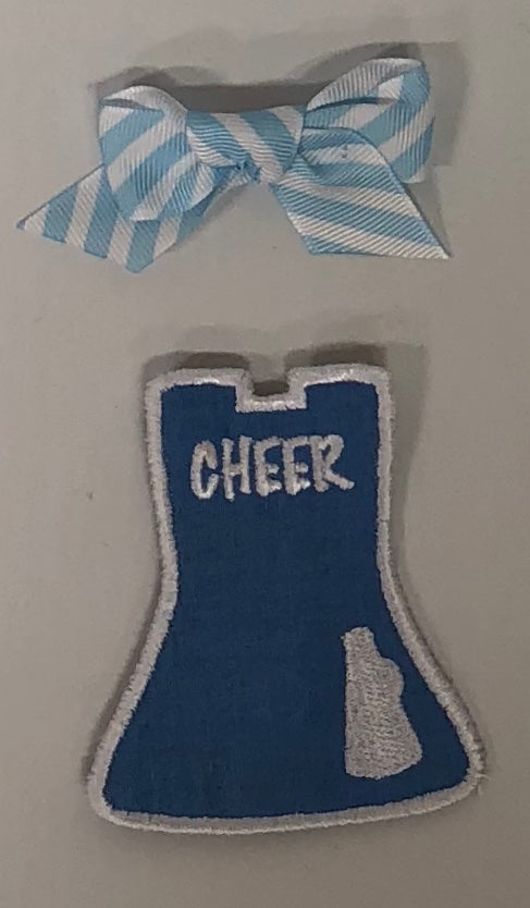 Blue Cheer - Pattern Bow