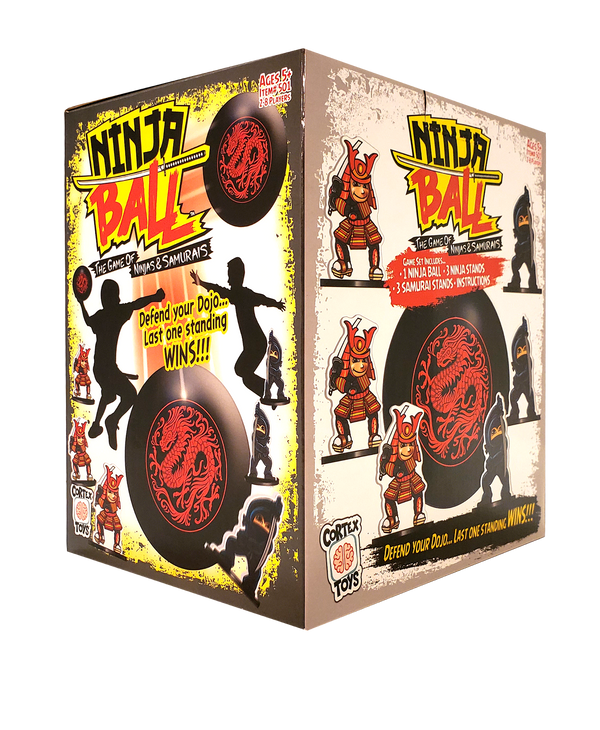 NinjaBall  - Defend your Dojo