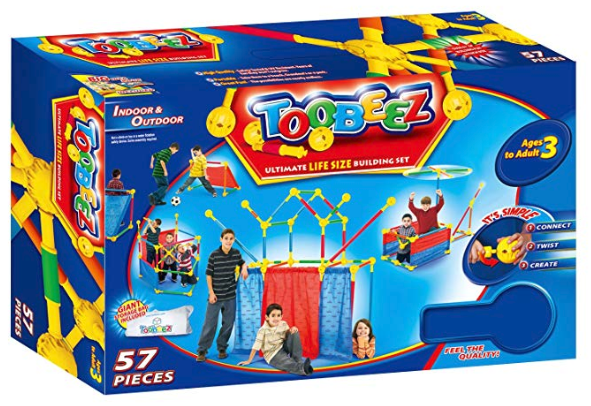 Toobeez 57-pc set