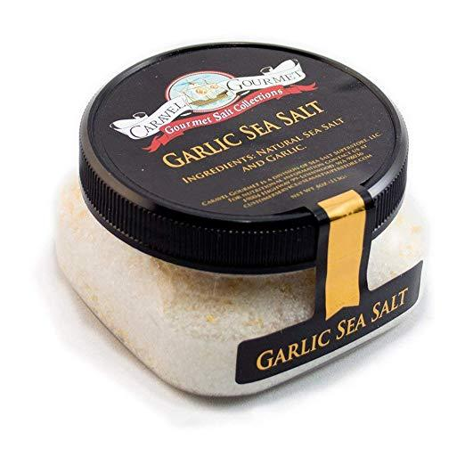 Gourmet Garlic Sea Salt-Grocery-Caravel Gourmet