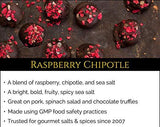 Raspberry Chipotle Sea Salt-Grocery-Caravel Gourmet
