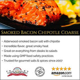 Smoked Bacon Chipotle Coarse Sea Salt-Grocery-Caravel Gourmet