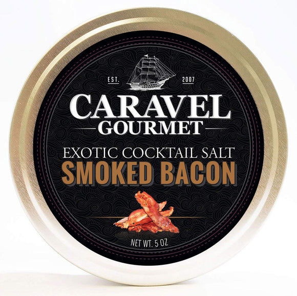 Smoked Bacon Cocktail Salt-Grocery-Caravel Gourmet