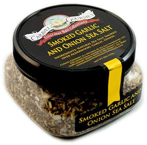 Smoked Garlic & Onion Fine Sea Salt-Grocery-Caravel Gourmet