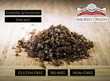 Smoked Onion Sea Salt-Grocery-Caravel Gourmet
