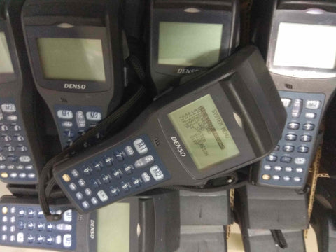 Denso BHT303BW (8MB, 1D, WiFi 8011.b WEP) - Used