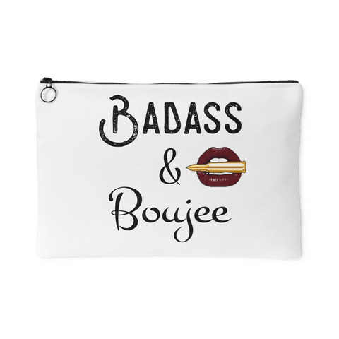Badass & Boujee with a Bullet - Accessory Pouch