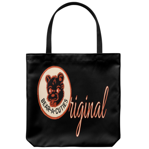 Bear-A-Cuties Original - Tote Bag
