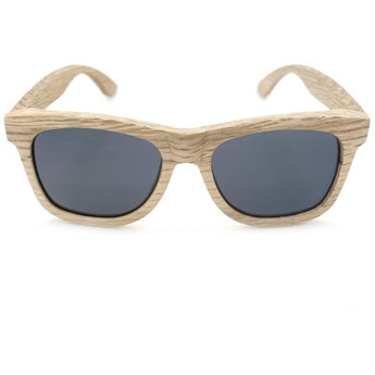 Handcrafted Wooden Sunglasses - Leathwoods