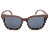 Handcrafted Natural Wood Sunglasses - Leathwoods