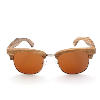 Handcrafted Wood Sunglasses - Leathwoods