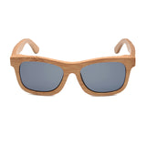 Handcrafted Natural Bamboo Sunglasses - Leathwoods