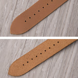 Buck - Natural Wooden Watch - Leathwoods