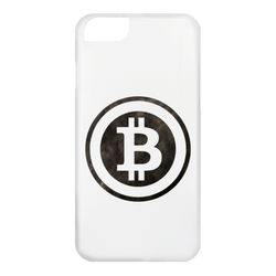Bitcoin Distressed Logo iPhone 6 Case
