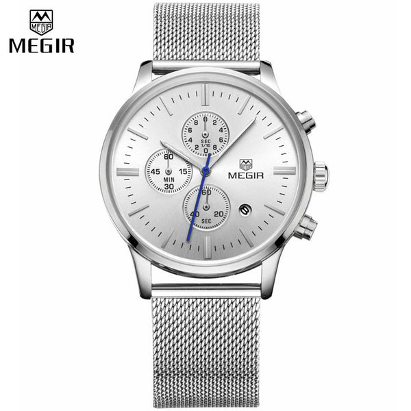 LUXURY STALISH MEGIR WATCH