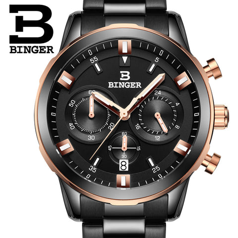 BINGER Luxury watch