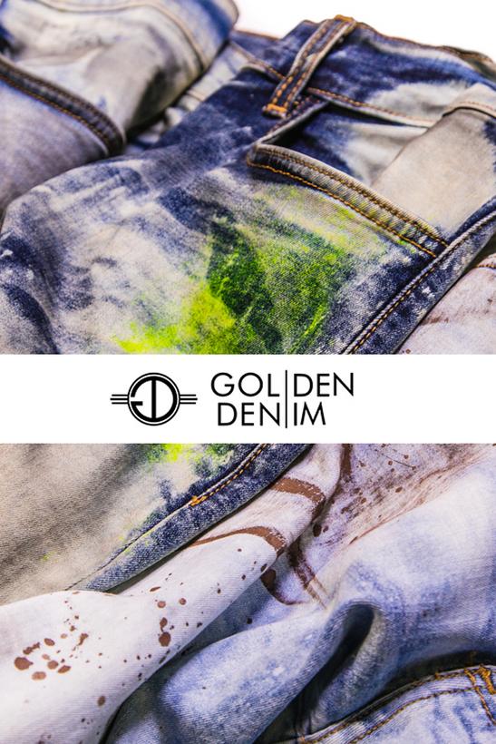 GOLDEN DENIM
