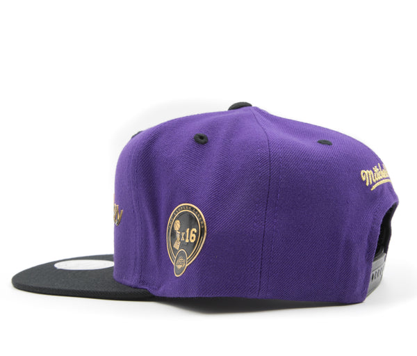 Lakers City Champs Snapback