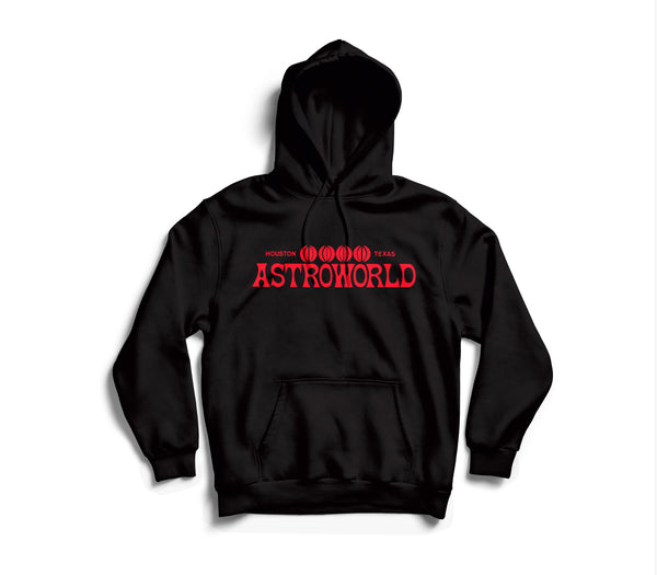 Astroworld Custom - Hoodie - TOPS, TSS CUSTOM GRPHX, SNEAKER STUDIO, GOLDEN GILT, DESIGN BY TSS