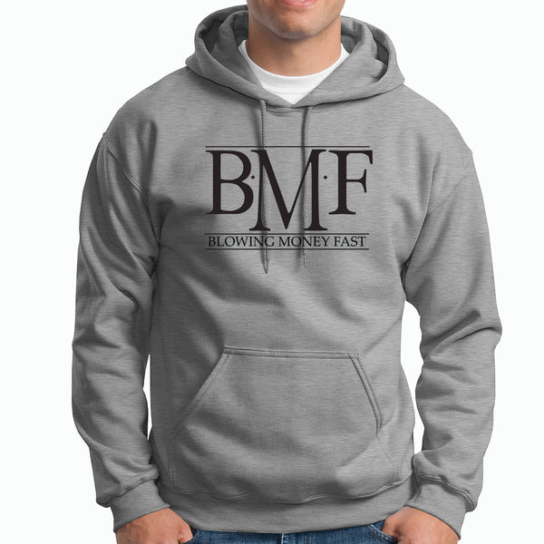 BMF Custom - Hoodie - TOPS, TSS CUSTOM GRPHX, SNEAKER STUDIO, GOLDEN GILT, DESIGN BY TSS