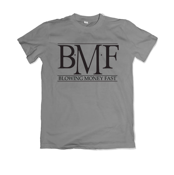 BMF Custom T-Shirt - TOPS, TSS CUSTOM GRPHX, SNEAKER STUDIO, GOLDEN GILT, DESIGN BY TSS
