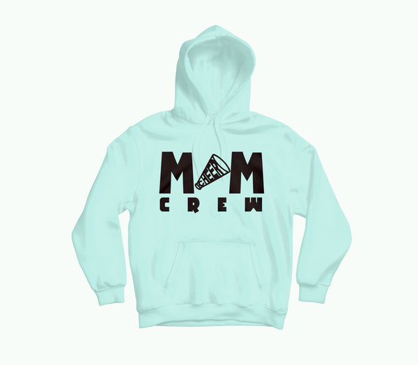 Cheer Mom Custom HOODIE - TOPS, TSS CUSTOM GRPHX, SNEAKER STUDIO, GOLDEN GILT, DESIGN BY TSS
