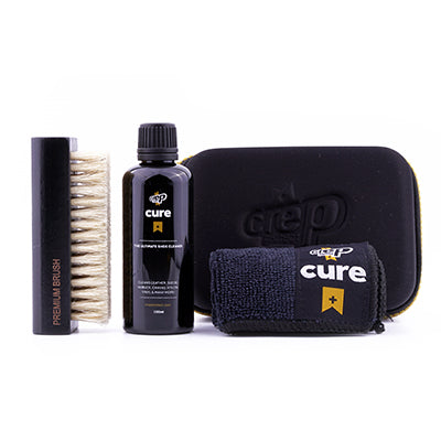 CREP CURE TRAVEL - SNEAKER CLEANING & PROTECTION, CREP, SNEAKER STUDIO, GOLDEN GILT, DESIGN BY TSS