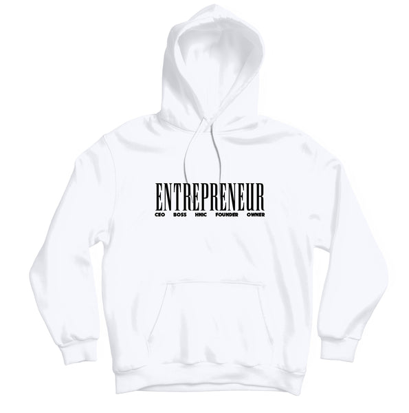 Entrepreneur hoodie - TOPS, TSS CUSTOM GRPHX, SNEAKER STUDIO, GOLDEN GILT, DESIGN BY TSS