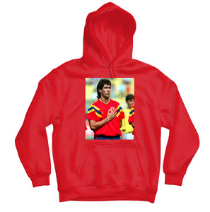 Andres Escobar Hoodie - TOPS, TSS CUSTOM GRPHX, SNEAKER STUDIO, GOLDEN GILT, DESIGN BY TSS