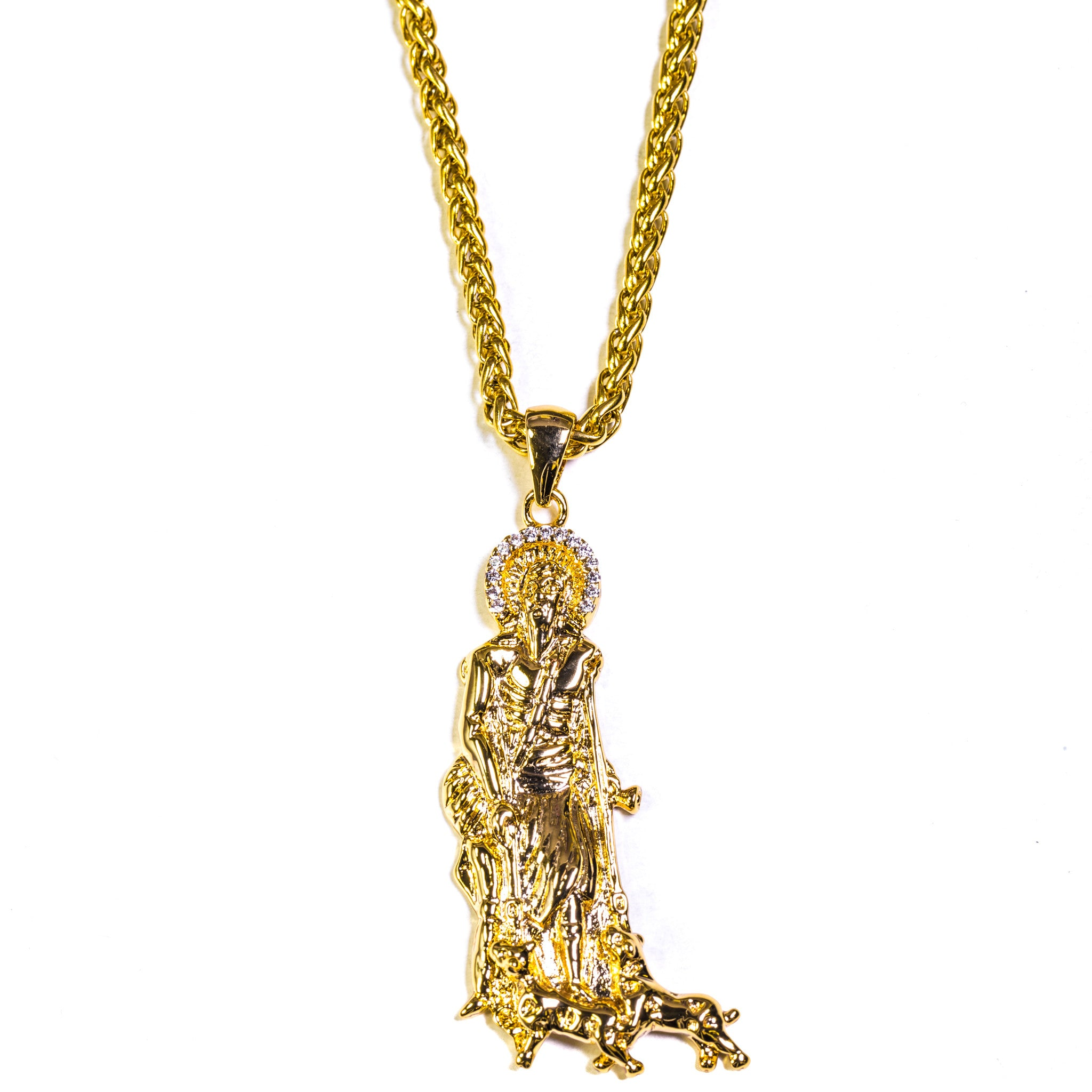 ST. LAZARUS - ACCESSORIES, Golden Gilt, SNEAKER STUDIO, GOLDEN GILT, DESIGN BY TSS