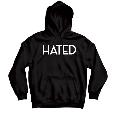 HATED Custom Hoodie - TOPS, TSS CUSTOM GRPHX, SNEAKER STUDIO, GOLDEN GILT, DESIGN BY TSS