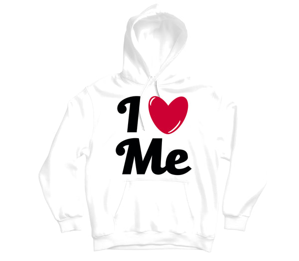 I Love Me Hoodie - TOPS, TSS CUSTOM GRPHX, SNEAKER STUDIO, GOLDEN GILT, DESIGN BY TSS