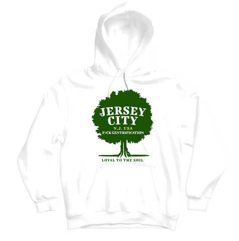 Jersey City Hoodie - TOPS, TSS CUSTOM GRPHX, SNEAKER STUDIO, GOLDEN GILT, DESIGN BY TSS