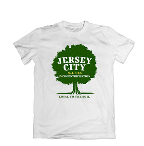 Jersey City T-SHIRT - TOPS, TSS CUSTOM GRPHX, SNEAKER STUDIO, GOLDEN GILT, DESIGN BY TSS