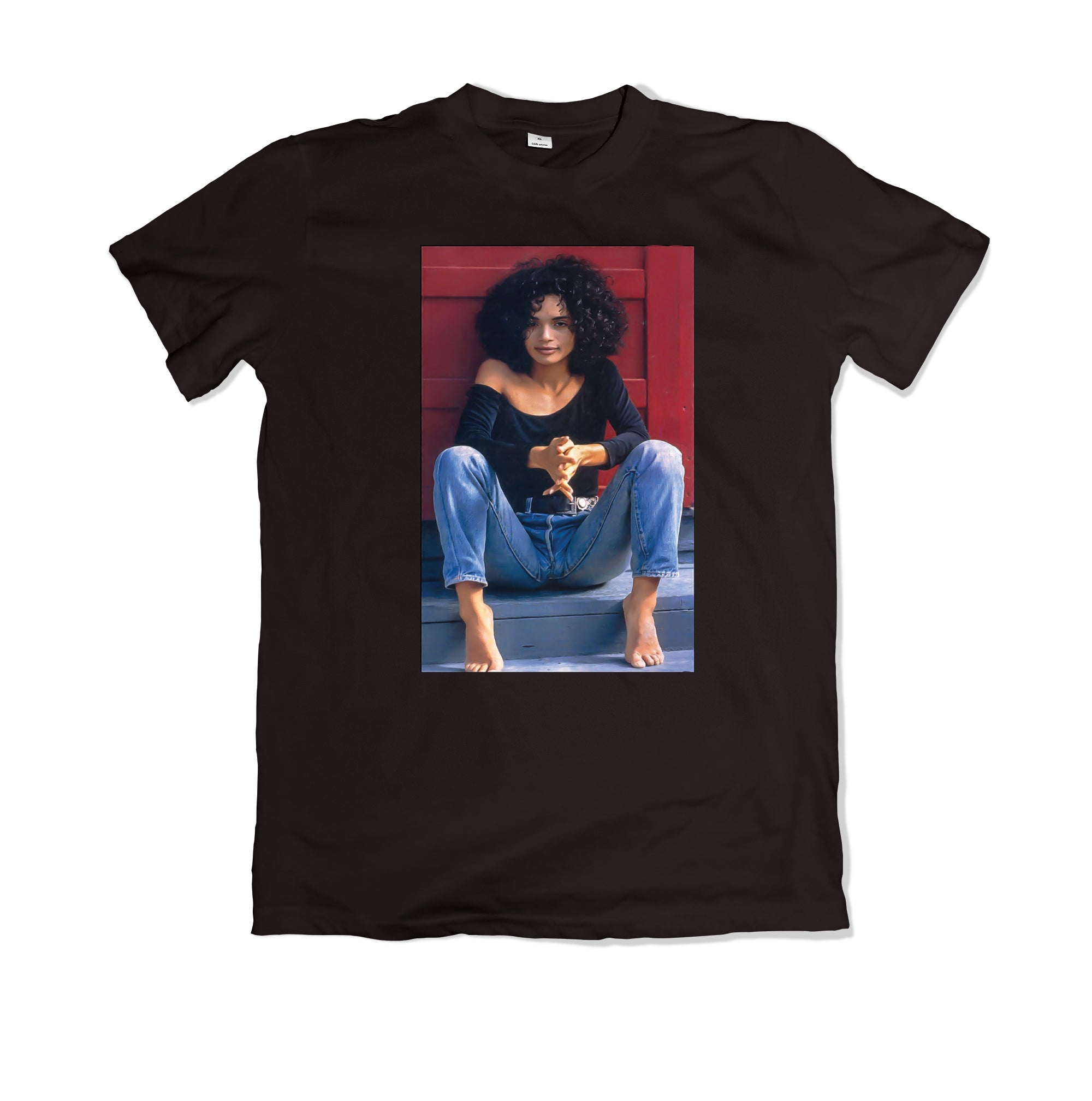 LISA BONET TEE - TOPS, TSS CUSTOM GRPHX, SNEAKER STUDIO, GOLDEN GILT, DESIGN BY TSS