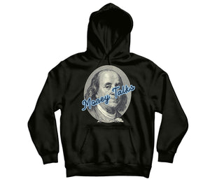 MONEY TALKS HOODIE - TOPS, TSS CUSTOM GRPHX, SNEAKER STUDIO, GOLDEN GILT, DESIGN BY TSS