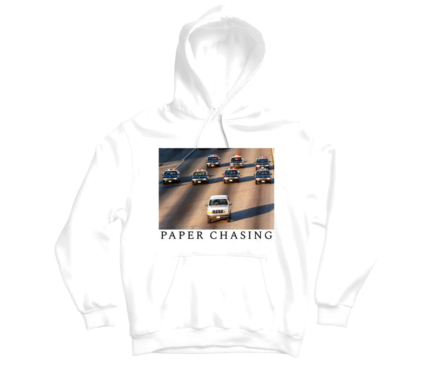 Paper Chasing Hoodie - TOPS, TSS CUSTOM GRPHX, SNEAKER STUDIO, GOLDEN GILT, DESIGN BY TSS