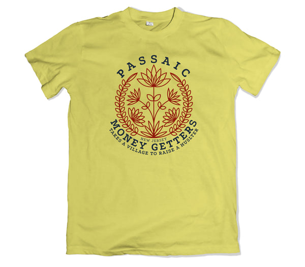 Passaic Money Getters Tee Shirt