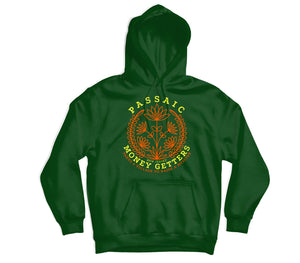 Passaic Money Getter Hoodie - TOPS, TSS CUSTOM GRPHX, SNEAKER STUDIO, GOLDEN GILT, DESIGN BY TSS