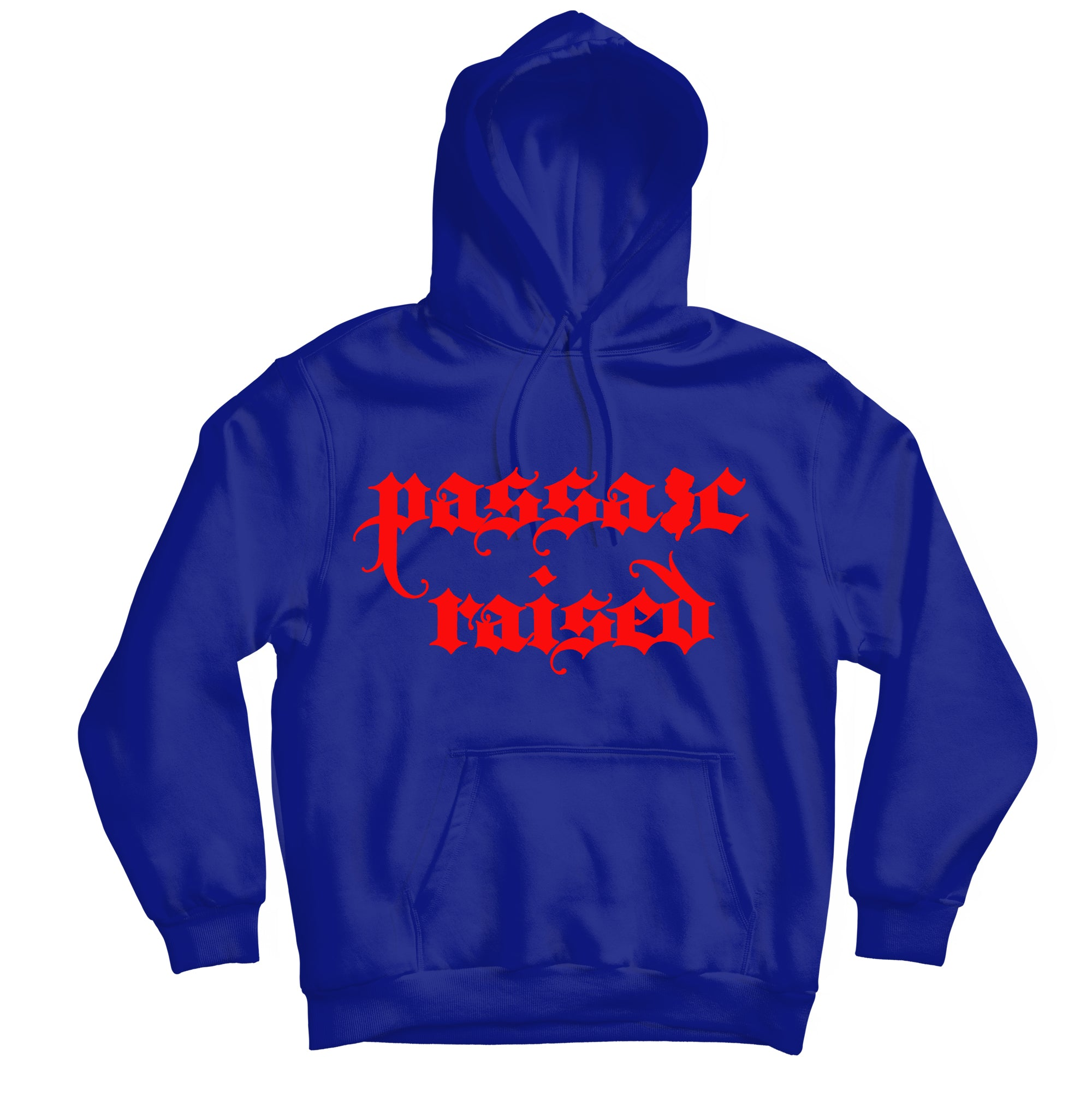 Passaic Raised Hoodie - TOPS, TSS CUSTOM GRPHX, SNEAKER STUDIO, GOLDEN GILT, DESIGN BY TSS