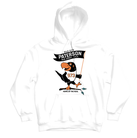 Silk City - Paterson New Jersey Hoodie - TOPS, TSS CUSTOM GRPHX, SNEAKER STUDIO, GOLDEN GILT, DESIGN BY TSS