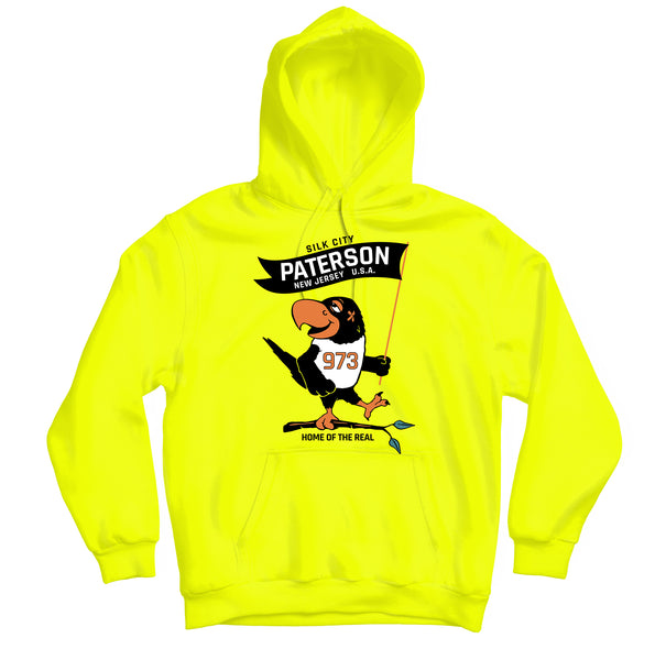 Silk City - Paterson New Jersey Hoodie