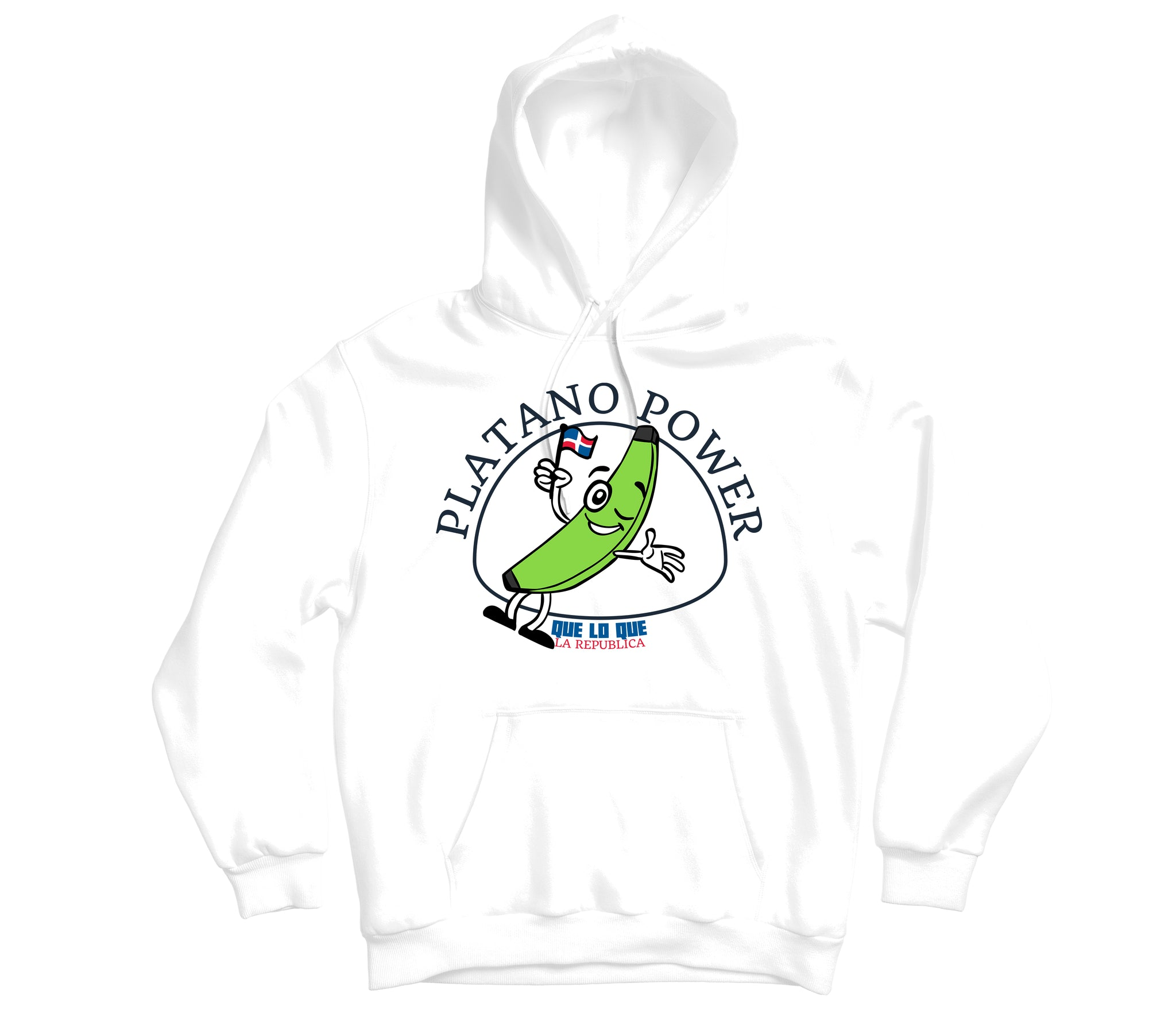 Platano Power HOODIE - Dominican - TOPS, TSS CUSTOM GRPHX, SNEAKER STUDIO, GOLDEN GILT, DESIGN BY TSS