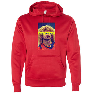 El Pibe Colombiano Hoodie - TOPS, TSS CUSTOM GRPHX, SNEAKER STUDIO, GOLDEN GILT, DESIGN BY TSS