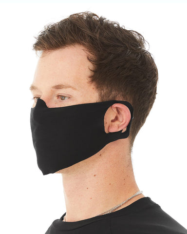 Lightweight Fabric Face Cover - , BELLA CANVAS, SNEAKER STUDIO, GOLDEN GILT, DESIGN BY TSS