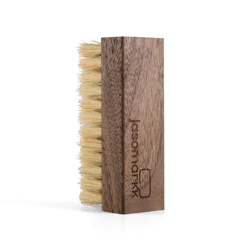 JASON MARKK PREMIUM SHOE CLEANING BRUSH - SNEAKER CLEANING & PROTECTION, JASON MARKK, SNEAKER STUDIO, GOLDEN GILT, DESIGN BY TSS